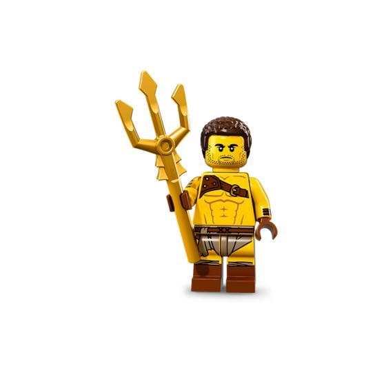 LEGO Bau- & Konstruktionsspielzeug Lego Series 17 Roman Gladiator  Minifigure Baukästen & Konstruktion