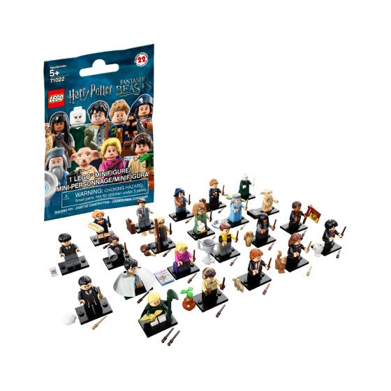 Lego Harry Potter and Fantastic Beasts 71022 Cho Chang