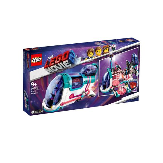 The Lego Movie 2 70828 Pop Up Party Bus Popitoi